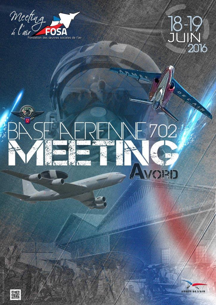 Affiche Meeting Low